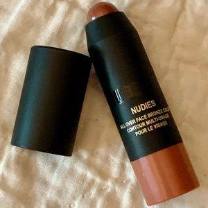 🍀3/$15 Nudestix Nudies Matte Blush & Bronze
